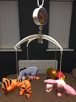 Cot Musical Mobile