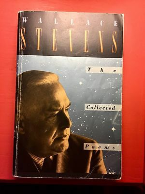 The Collected Poems of Wallace Stevens by Wallace Stevens (1990, Paperback)
