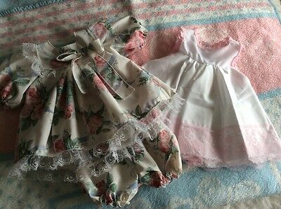 reborn dress and pants with a petticoat