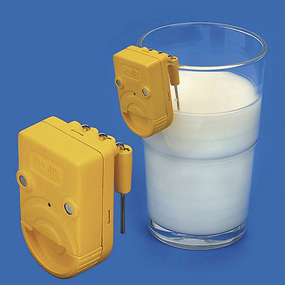 Liquid Fluid Level Indicator Alarm Drinking Aid Elderly Visually Impaired Sight