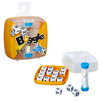Boggle Plastic Case Edition Board Game NEW