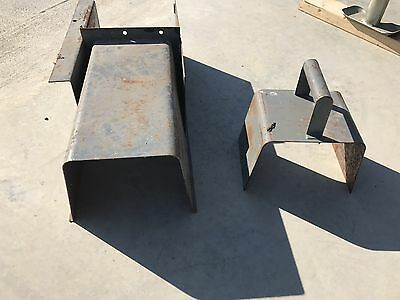 Commercial Concrete Curbing Undercarriage And Trowel