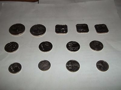Lot of Coins from Aruba