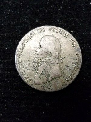 1799 Thaler Germany Prussia