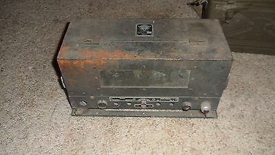 VINTAGE USN Navy Wire Recorder