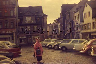 Original Vintage 1960s Negative / 35mm Slide- Volkswagen- VW Bug- Germany