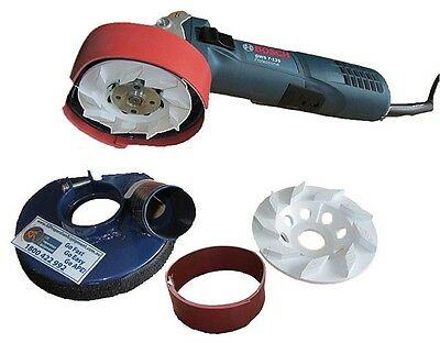 """4/5"""" Angle Grinder Package"""