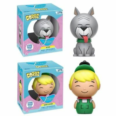 The Jetsons Astro & Elroy 2 Pack LE4000 Funko Shop Exclusive Dorbz