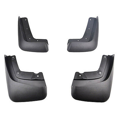 Set For Volvo XC90 (1) 2007 - 2014 Mud Flaps Mud Guards set of 4 front and rear