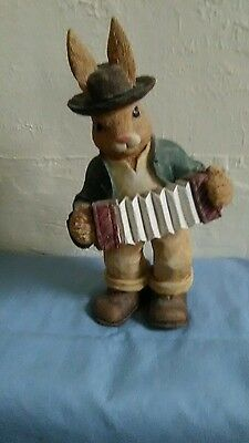 Large collectable Beatrix Potter Style Rabbit Character 11''