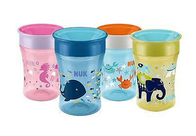 NUK Magic Cup 8 Monate+ Verfügbar Multi Color