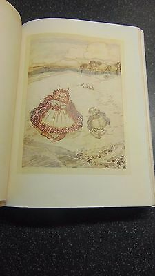 1919 Aesop's Fables Illustrated By Arthur Rackham With 13 Colour Plates