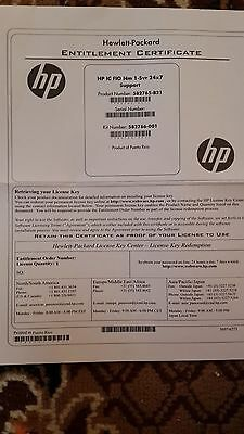 Hp Advanced License 582765-B21 Ilo