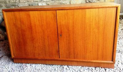 ~Retro Mid Century Teak Small Sideboard by WK Mobel~