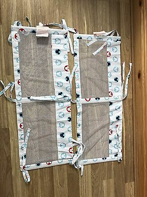 Breathable Cot Liner