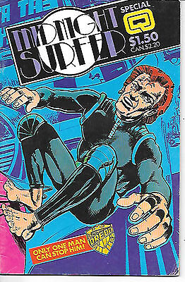 Midnight Surfer Special (1987 Quality, fn-vf 7.0) full colour, 52 pages