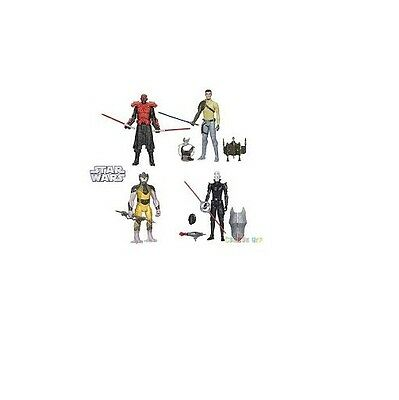 Star Wars Rebels – Helden-Serie Aktionfiguren A8561  Hasbro