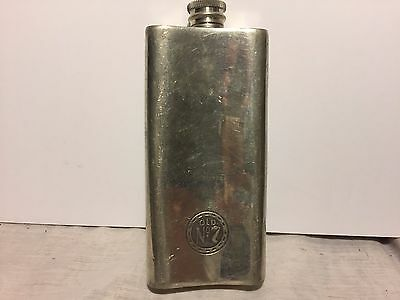 SHEFFIELD ENGLAND JACK DANIELS OLD No 7 Stainless-Steel-Flask