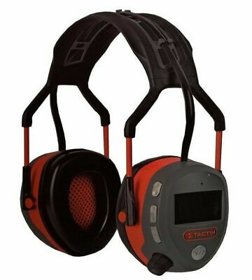 Tactix Earmuff with Bluetooth protection DIY music safety construction site