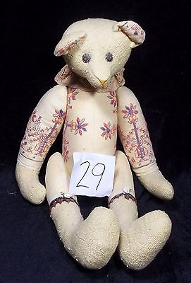 Hand Made Teddy Bear, Original Hansen, Lot 29