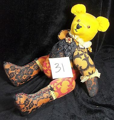 Hand Made Teddy Bear, Original Hansen, Lot 31