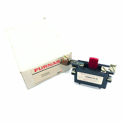 Furnas 48GA17A-R 48GA17AR Bi-Metal Thermal Overload Relay