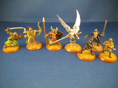 LOT 7 HEROSCAPE FIGURES Game Pieces RISE OF THE VALKYRIE Figurines