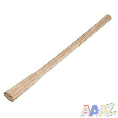 Hardwood Replacement Handle Shaft Wood 90cm 36in Pick Axe Grubbing Mattock