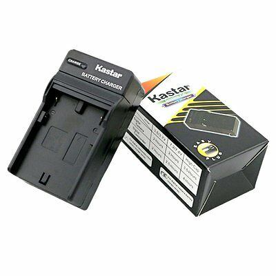 Kastar LP-E5 Travel Charger for Canon Rebel XS XSi  T1i, Kiss F X2  X3, EOS 450D