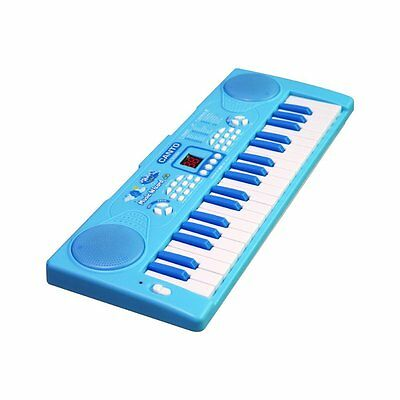 Kids Play Piano 37Key Multi-Function Electronic Keyboard Organ With Microphone