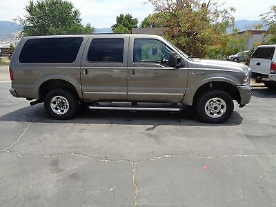 2005 Ford Excursion  2005 ford excursion Diesel