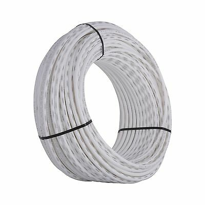 SharkBite 1/2-Inch PEX Tubing 500 Feet WHITE for Residential and Commercial P...