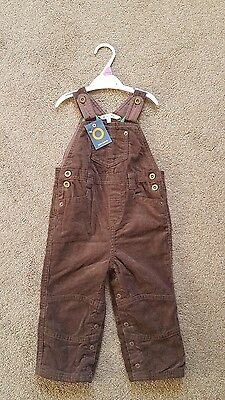 baby boys dungarees 12-18 months