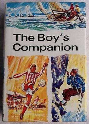 The Boy's Companion (B Webster-Smith) (1970) (Hardback, in D.Jacket) (Used-Good)