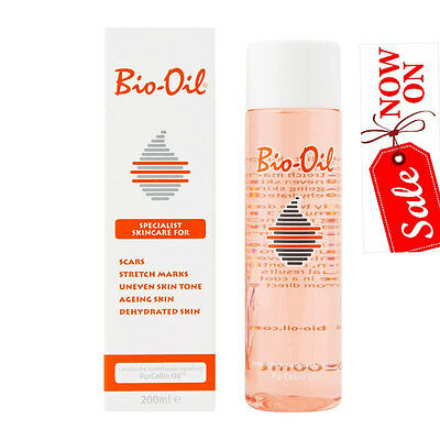 200ML Bio-Oil Specialist For Skincare Oil, Scars, Stretch Marks,Ageing