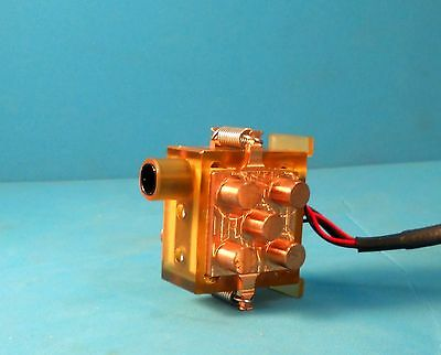 Dual 12Vdc Peltier Junction Cold Air Pump With Copper Heat Sinks