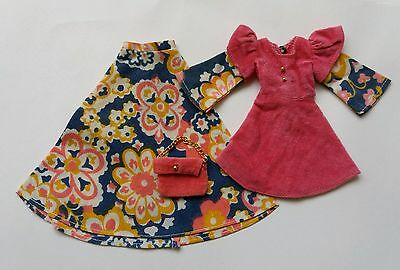 Sindy doll Trendy Girl outfit Theatre Time ref S211 of 1973