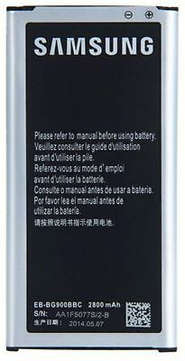 New 2800mAh Replacement Battery EB-BG900BBC for Samsung Galaxy S5 i9600
