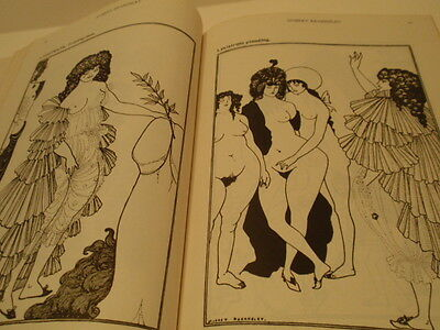 The Mad,mod World Of Aubrey Beardsley... 1967 First Edition,collector's Copy