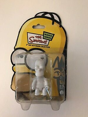 the simpsons Mania Series HOMER keyChain Collection