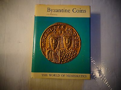 Byzantine Coins by P.D. Whitting c.1973 The World of Numismatics Reference Book