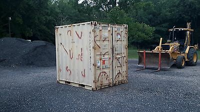 Storage Lock Box Portable Work Shop All Steel Job Box