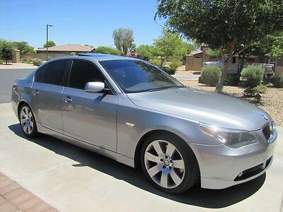 2005 BMW 5-Series Sport Beautiful 530i Sport Package