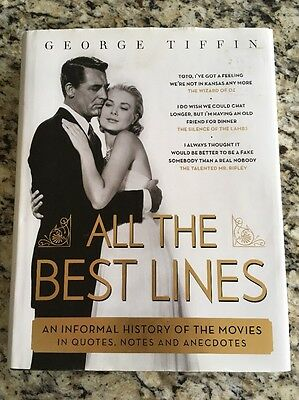 All the Best Lines by George Tiffin-Hardcover