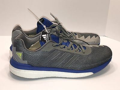 New adidas Performance Men's Vengeful M Running Shoe - Gray/Blue Size 13 BB1631