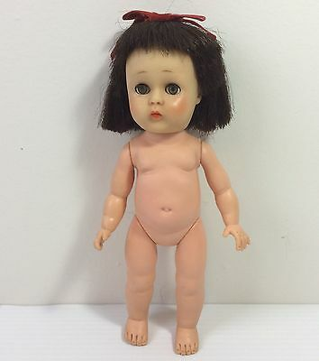 "NUDE 1950s Horsman Doll 8.5"" Doll Numbered 01- Collector Doll"