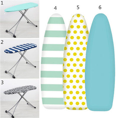 Household Cotton Printed Ironing Board Cover Pad Thick Underlay Anti-Heat