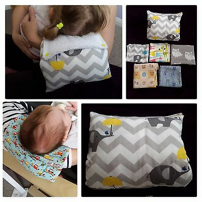 Portable Handmade Travel Breastfeeding Nursing Bottle Arm Feeding Pillows NEW