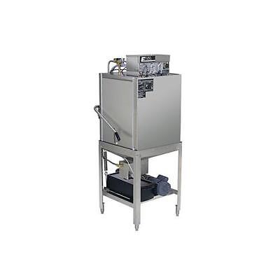 CMA Dishmachines - EST-AH-EXT - Low Temp 40 Door Type Tall Straight Dishwasher