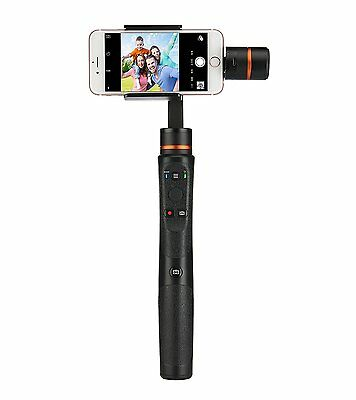 Areox PIRO Smart Handheld Gimbal for Smartphones with automatic face tracking